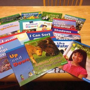 Harcourt reader bundle
